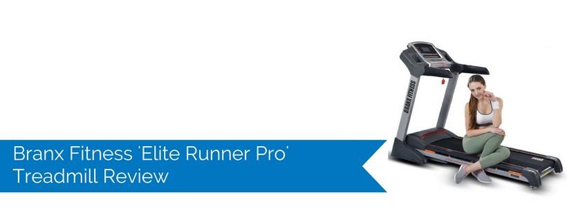 Branx Fitness Elite Runner Pro