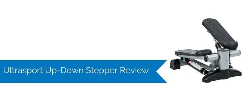 Ultrasport Up-Down Stepper Review