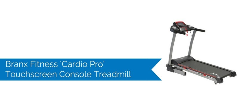 Branx Fitness 'Cardio Pro' Treadmill