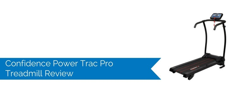 Confidence Power Trac Pro Treadmill Review