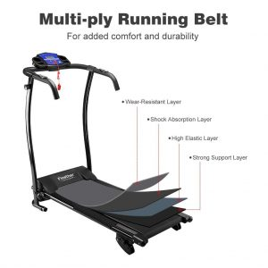 Finether Folding Treadmill Review