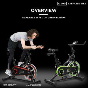 JLL IC200 Indoor Exercise Bike