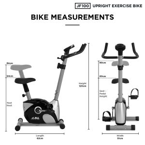 JLL JF100 Home Exercise Bike