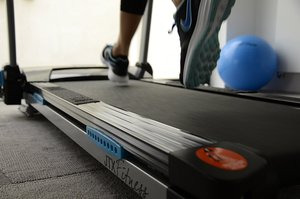 JTX Slim-Line Treadmill