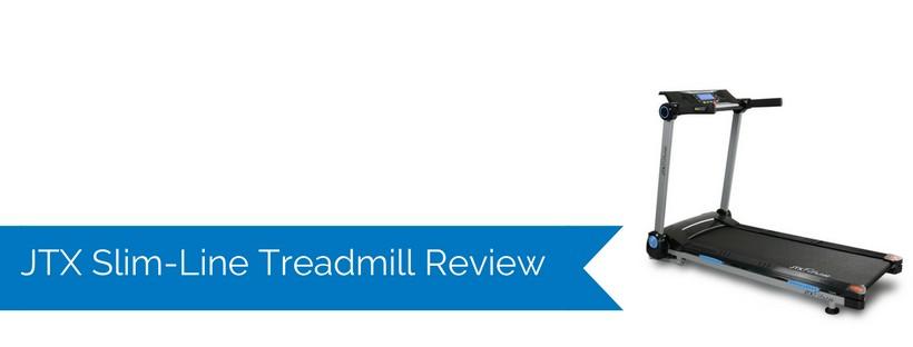 JTX Slim-Line Treadmill Review