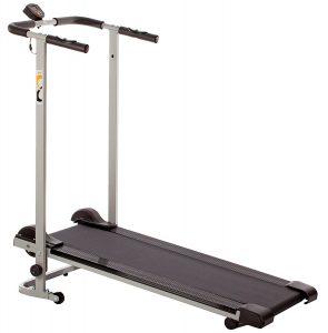 V-fit MTT1 Self-Powered Folding Treadmill Review