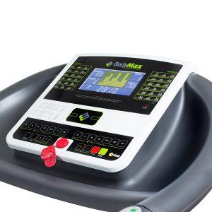 Bodymax T80 Treadmill Review Console
