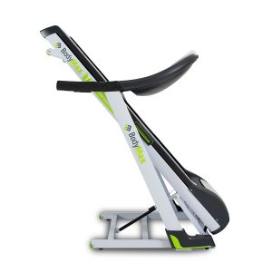 Bodymax T80 Treadmill Review Folded