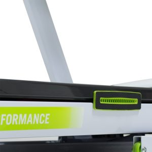 Bodymax T80 Treadmill Review Running Surface