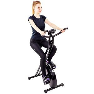Techfit Folding Exercise Bike