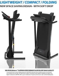 Prestige XM-PRO II Advance Treadmill