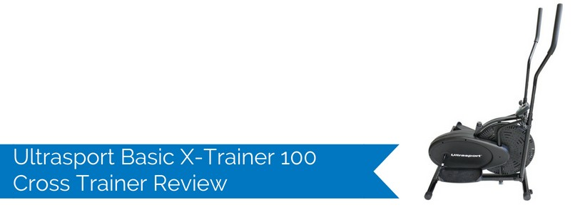 Ultrasport Basic X-Trainer 100 Cross Trainer Review