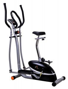 V-Fit MCCT-1 2-in-1 Cycle Cross Trainer